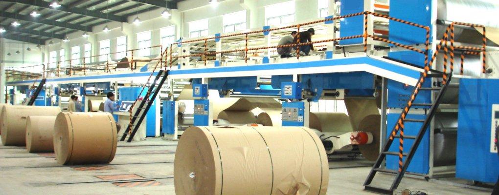 A Professional Corrugated Cardboard Equipment Manufacturer
